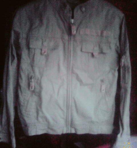Куртка весеняя лёгкая.. Фото 1. Брянск.