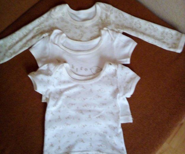 Детские футболки сумма за все 3 шт. Фото 1. Серпухов.