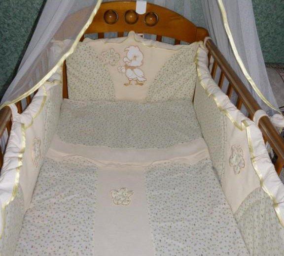 Детская кроватка. Фото 1. Сибирский.