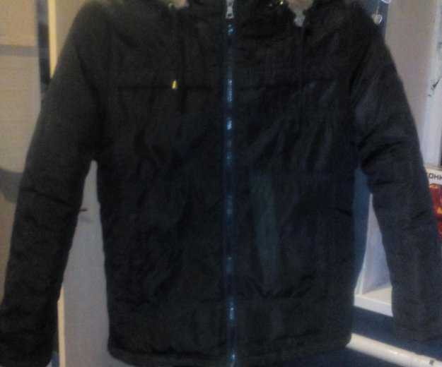 Куртка зима оснень. Фото 1. Динская.