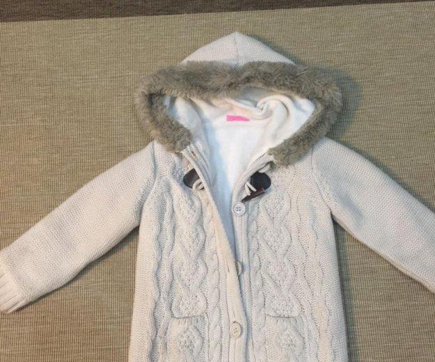 Куртка  вязанная waikiki. Фото 1. Сочи.