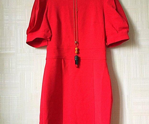 Красное женское платье. Фото 1. Мытищи.