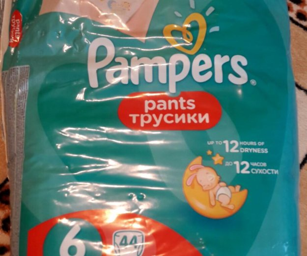 Трусики pampers. Фото 1. Москва.