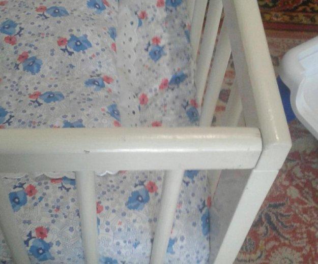 Кроватка детская. Фото 2. Майкоп.