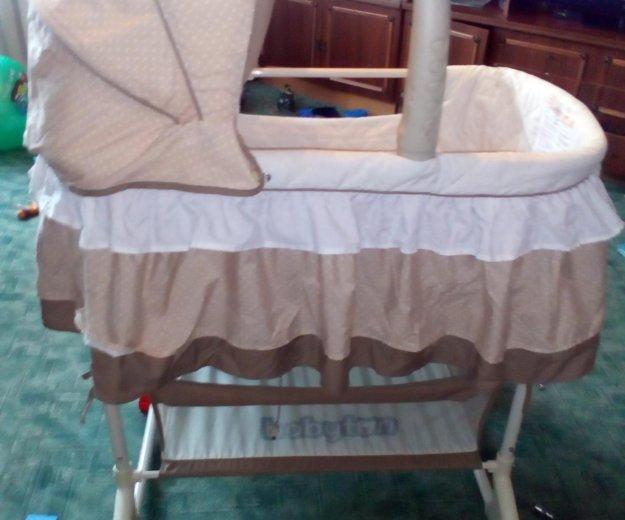 Кровать люлька. Фото 2. Оренбург.