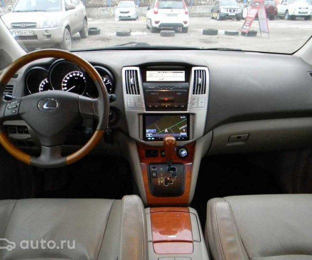 Lexus rx350 r3 2007 г.э.. Фото 2. Саратов.