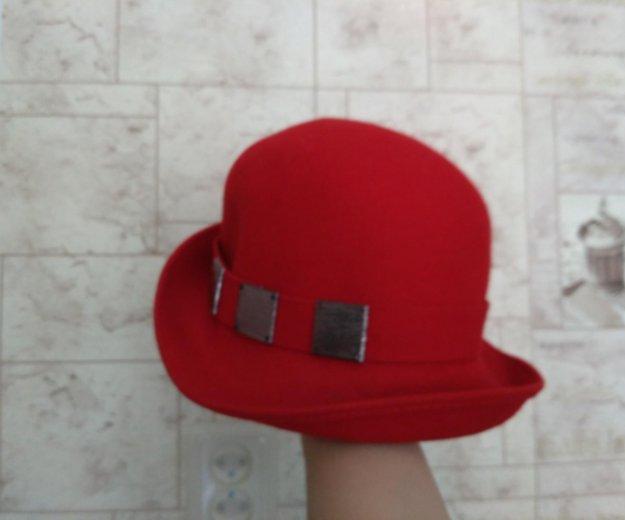 Элегантная теплая шляпка. Фото 1. Железнодорожный.