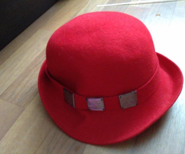Элегантная теплая шляпка. Фото 2. Железнодорожный.