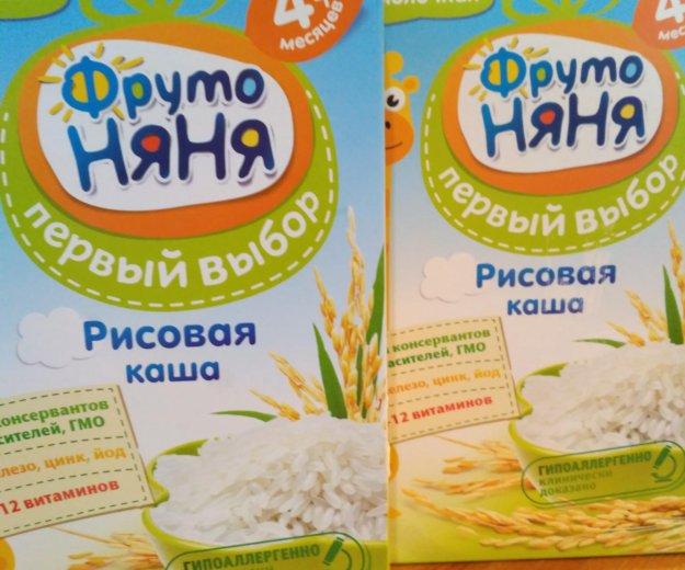 Каша рисовая 2шт. Фото 1. Балашиха.