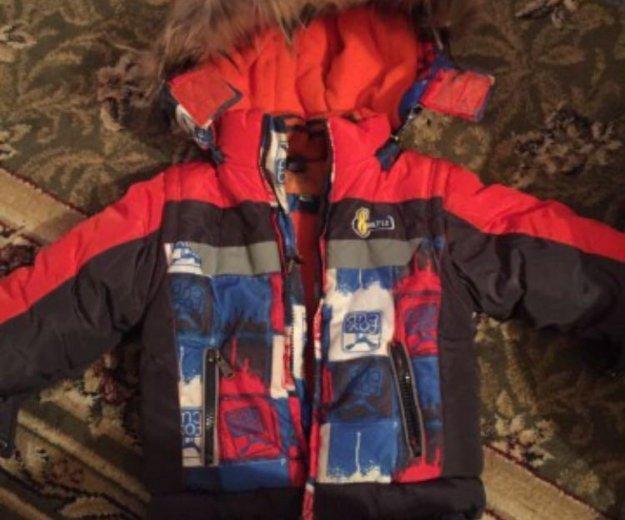 Куртка зимняя. Фото 1. Челябинск.