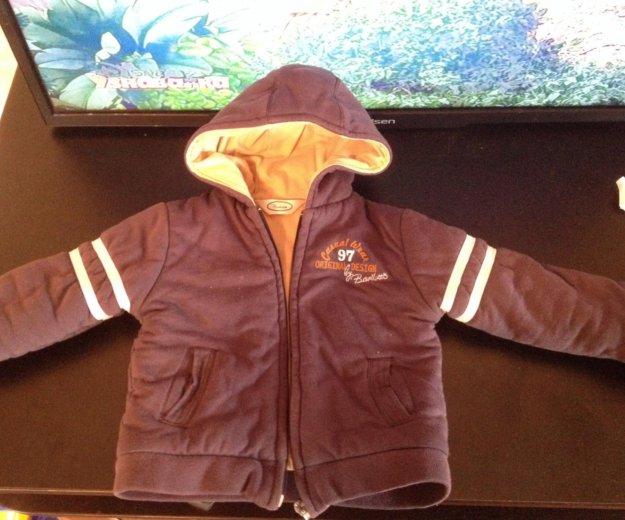 Куртка размер80-86. Фото 3. Яблоновский.