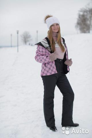 Зимний спортивный костюм. Фото 1. Нижний Новгород.