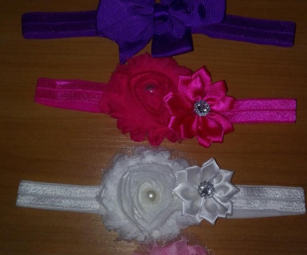 Повязочки для принцессы. Фото 4. Знамя Октября.