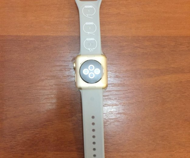 Часы apple watch 2 38mm gold. Фото 3. Москва.