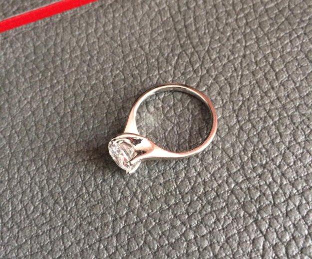 Кольцо серебро. Фото 2. Красноярск.