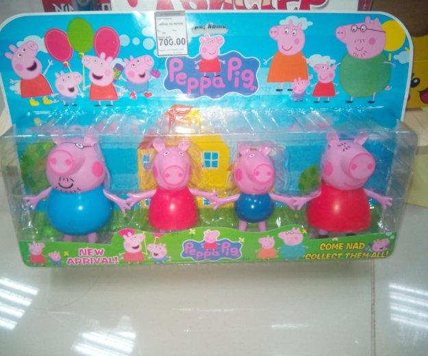 Набор свинка пеппа семья. Фото 1. Новокузнецк.