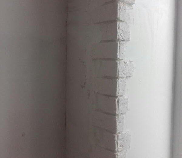 Отделка декаротивным кирпичом. Фото 2. Верхняя Пышма.