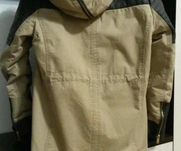 Зимняя куртка (парка). Фото 2. Санкт-Петербург.