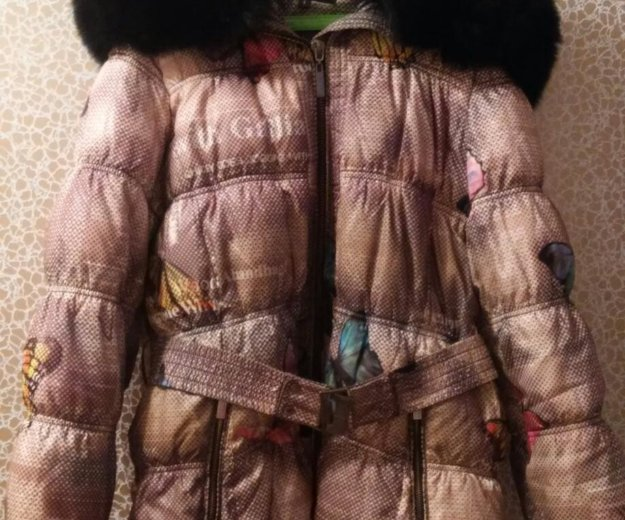 Зимняя куртка. Фото 1. Нерюнгри.