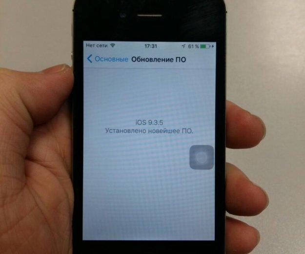 Iphone 4s 16gb. Фото 1. Новосибирск.