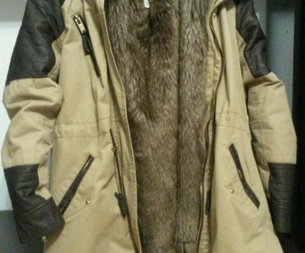 Зимняя куртка (парка). Фото 3. Санкт-Петербург.