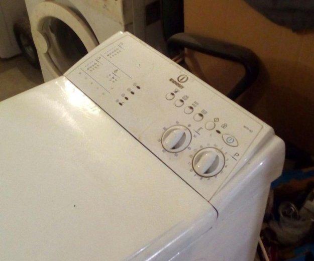 Стиральная машина indesit 5 кг. Фото 3. Краснодар.