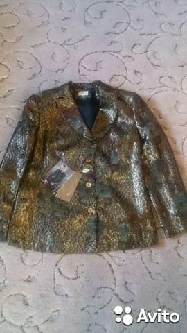 Пиджак новый. Фото 1. Тольятти.