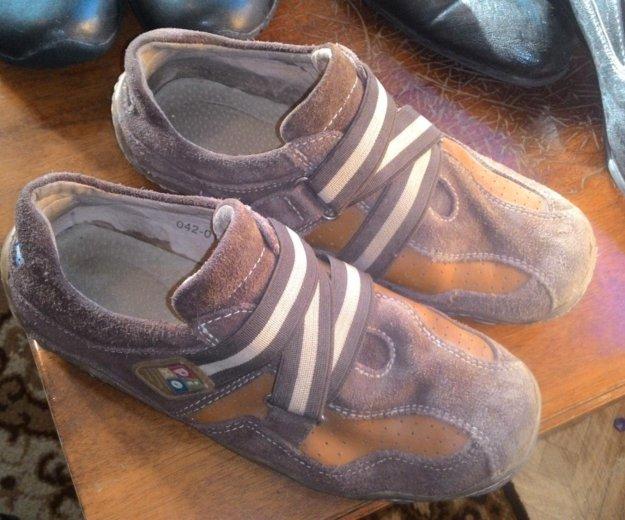 Обувь на мальчика. Фото 2. Городище.