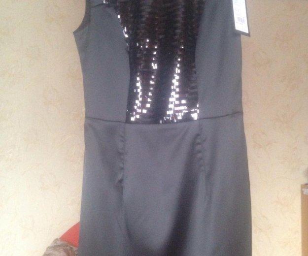 Чёрное новое платье. Фото 1. Москва.