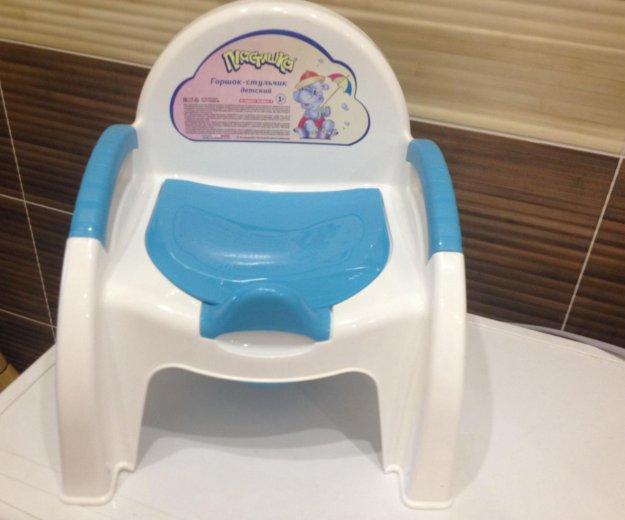 Горшок-стульчик детский. Фото 2. Тюмень.