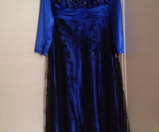 Вечернее платье с болеро , размер 50-54. Фото 1. Серпухов.