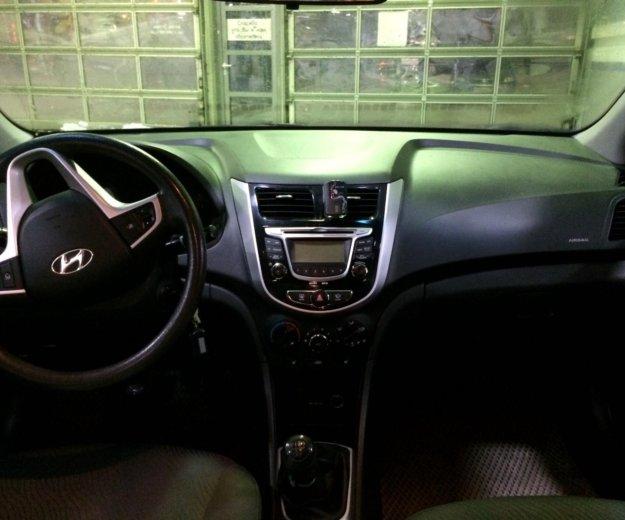 Hyundai solaris. Фото 3. Мытищи.