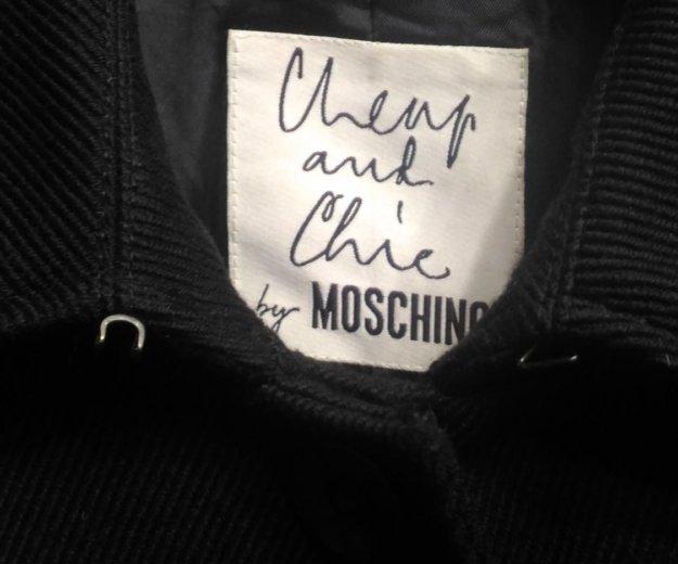 Пальто moschino. Фото 2. Котельники.