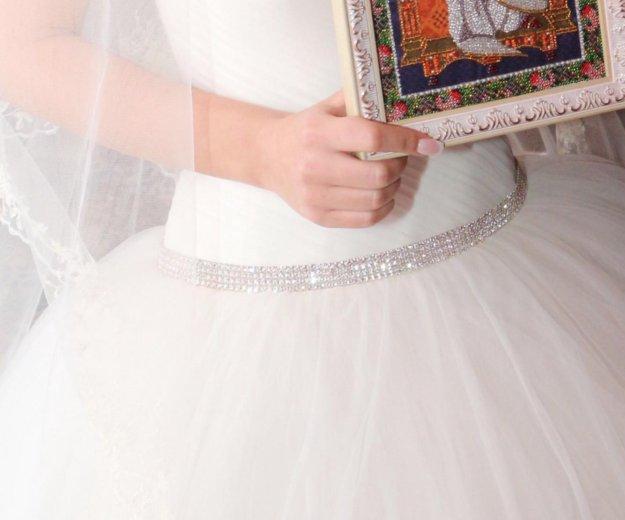 Свадебное платье и фата. Фото 1. Орел.