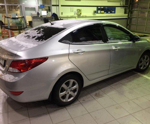 Hyundai solaris. Фото 2. Мытищи.