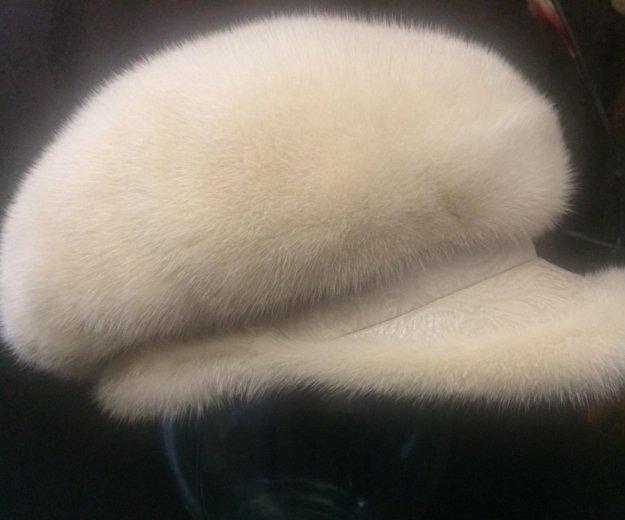 Норковая кепка. Фото 1. Уфа.