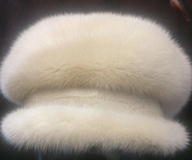 Норковая кепка. Фото 2. Уфа.
