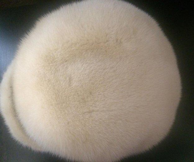 Норковая кепка. Фото 3. Уфа.