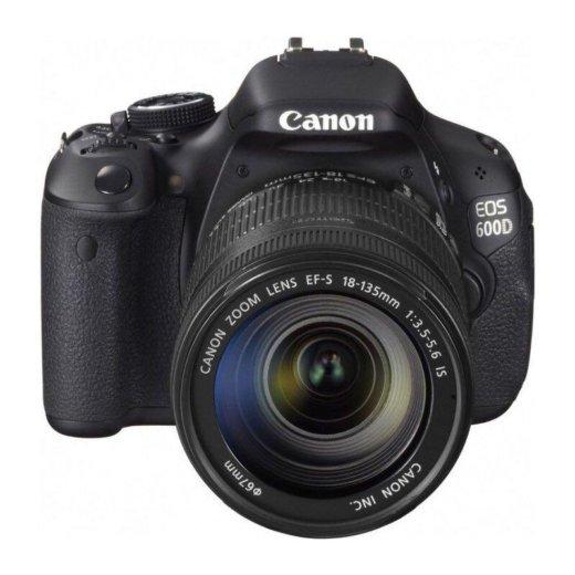 Canon 600d 18-135mm. Фото 1. Высокий.