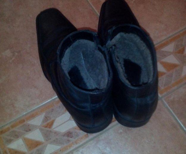 Ботинки зимние. Фото 3. Оренбург.