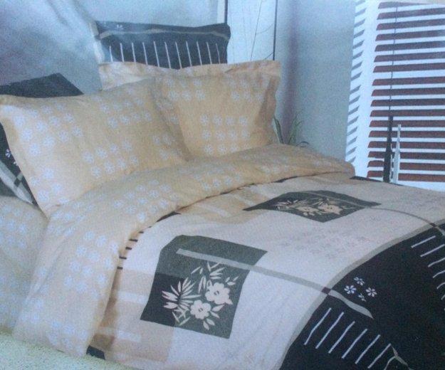 Постельное белье, 2-х спальный комплект. Фото 1. Москва.