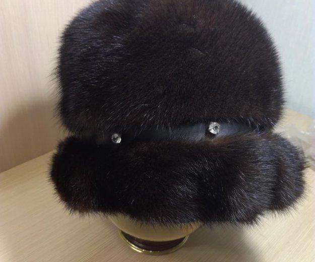 Норковая шапка. Фото 1. Хабаровск.