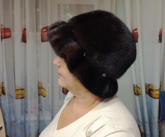 Норковая шапка. Фото 3. Хабаровск.