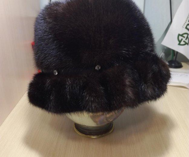 Норковая шапка. Фото 4. Хабаровск.