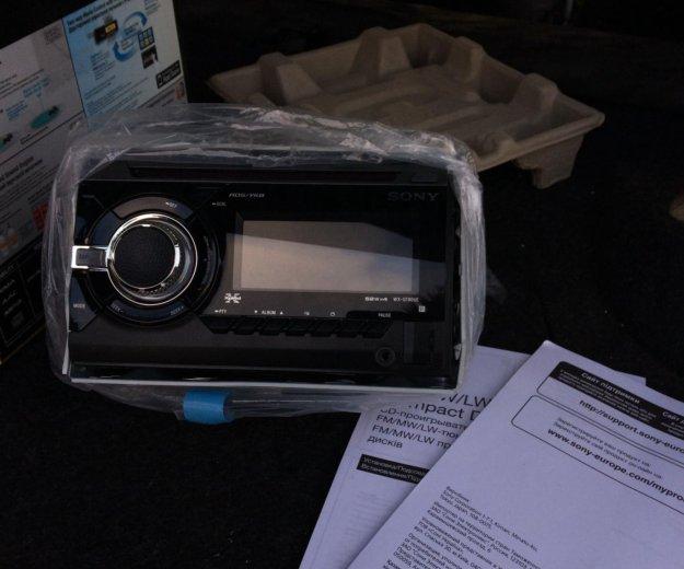 Sony wx-gt80ue автомагнитола cd/mp3. Фото 2. Казань.