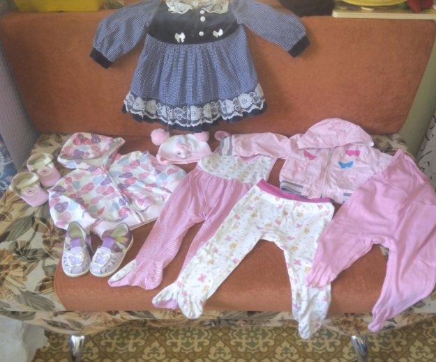 Вещи для девочки. Фото 1. Владивосток.