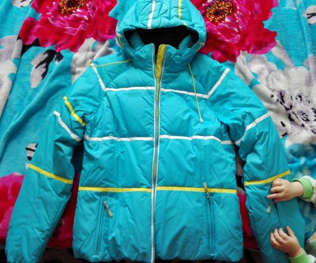 Куртка от лыжного костюма. Фото 1. Комсомольск-на-Амуре.