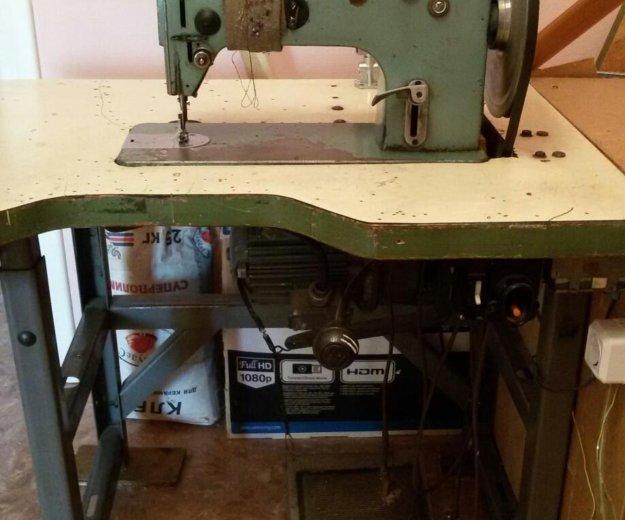 Швейная машинка подольская промышленная 1. Фото 2. Кемерово.