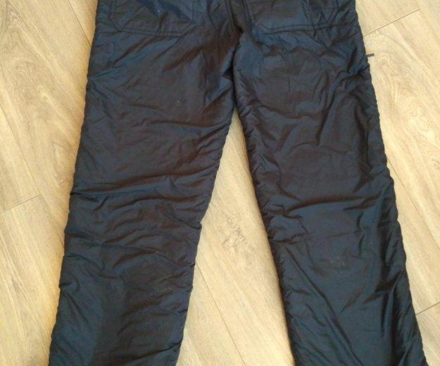 Зимние штаны на синтипоне. Фото 1. Кемерово.