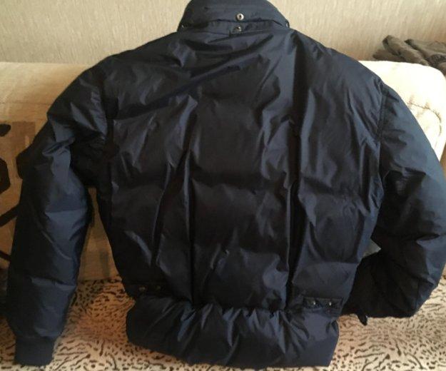 Итальянская зимняя куртка jaeger-lecoultre. Фото 2.